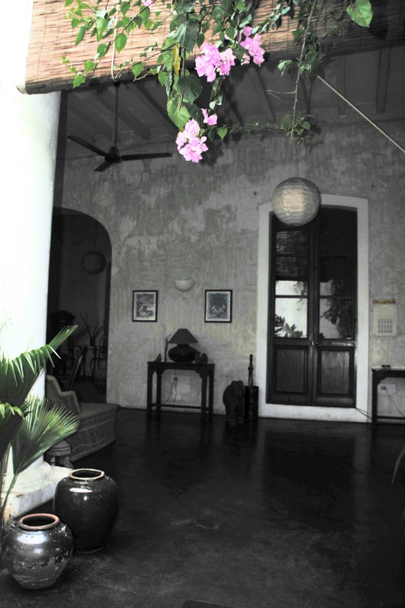 Guest house in Puducherry