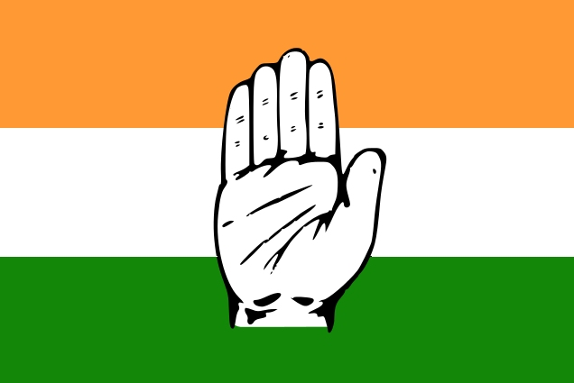 Flag of Indian National Congress