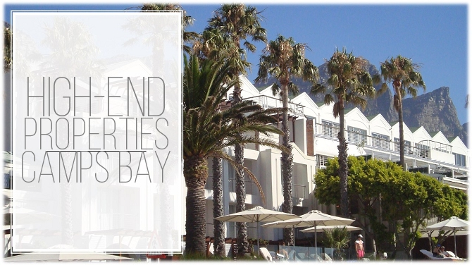 Camps Bay properties