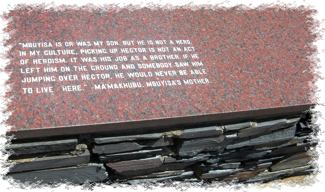 A Soweto Memorial Remembering the Fight for English Language