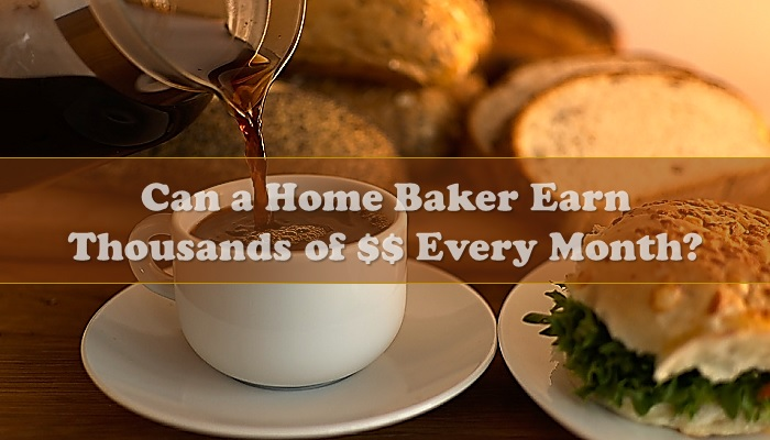 Home baker earns thousands of $$ teaching how to bake