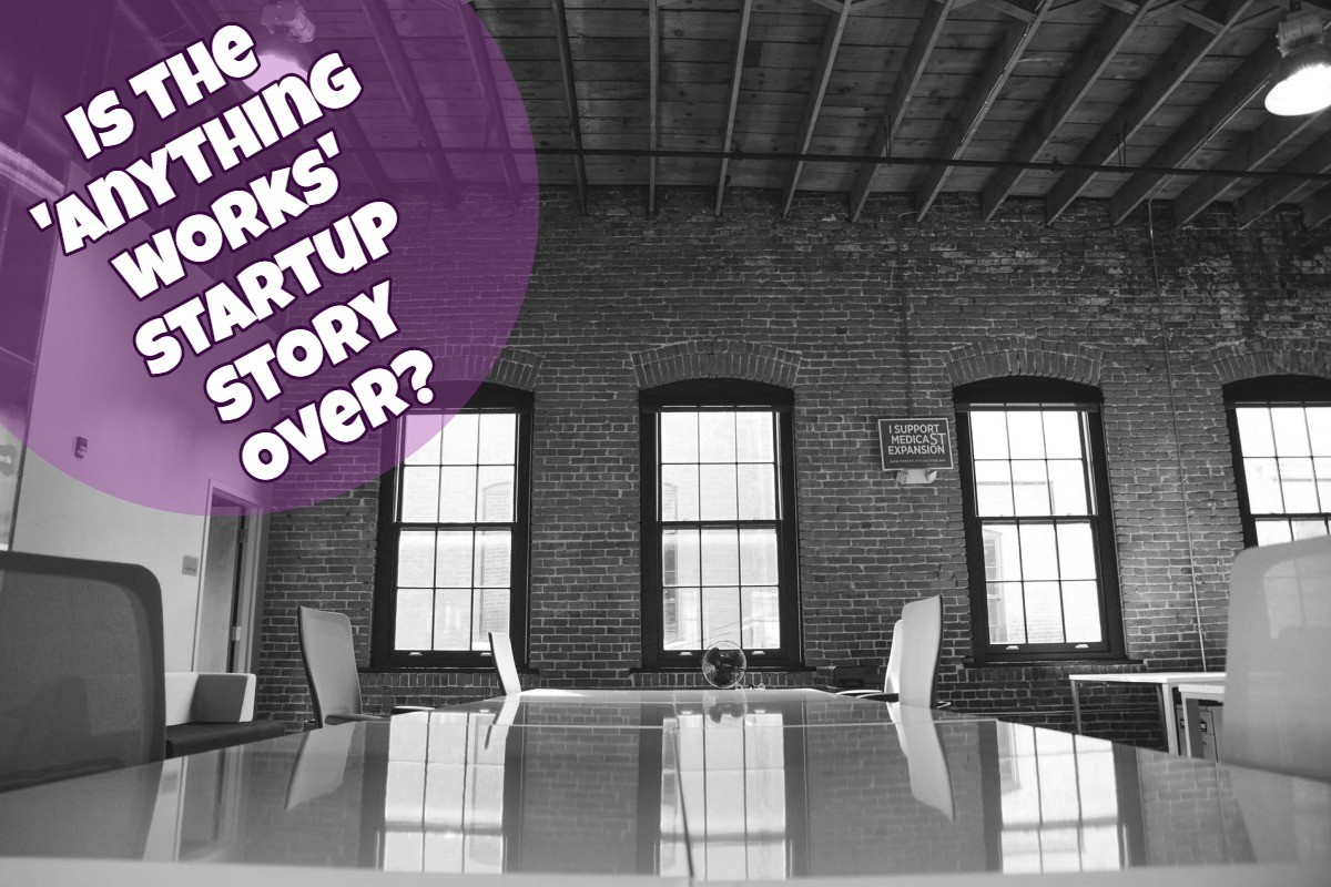 Is StartUp Story Over?