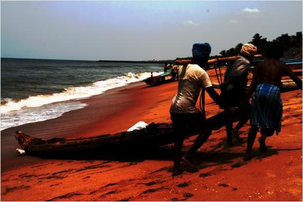 Puducherry Sea Beach
