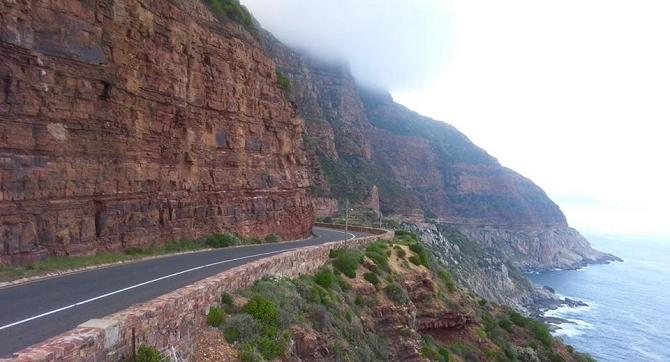 Chapman's Peak, Cape Town